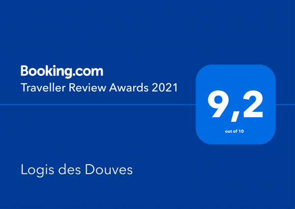 La note d'excellence de BOOKING      ..      9.2